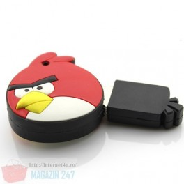 Stick Memorie USB 2.0 model Angry Birds