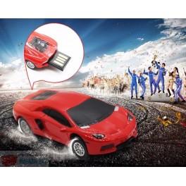 Stick Memorie Flash Drive USB 2.0 model Masina Super Sport Car Lamborghini