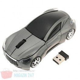 Mouse Optic Wireless model Super Car Concept Coupe