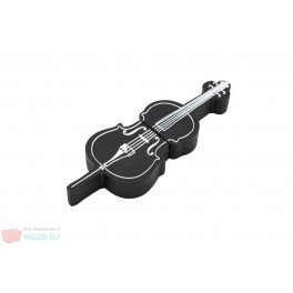 Stick Memorie Flash Drive USB model Black Violin - Instrument Muzical Vioara Violoncel