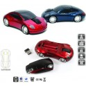 Mouse Optic Wireless 3D Car Shaped model Racing