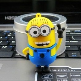 Stick Memorie USB 2.0 model Minion
