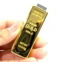 Stick Memorie USB 2.0 model Gold Bar