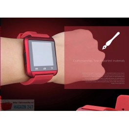 Ceas Smart Watch model U8 compatibil iPhone Samsung HTC Huawei LG Sony Android Phone Smartphones