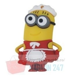 Stick Memorie Flash Drive USB 2.0 model Miniona Minions