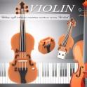 Stick Memorie Flash Drive USB 2.0 model Violin - Instrument Muzical Vioara