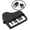 Stick Memorie Flash Drive USB 2.0 in forma de Pian model Piano Keyboard Musical Instrument
