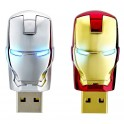Stick Memorie USB 2.0 model Iron Man Avengers Marvel Movie