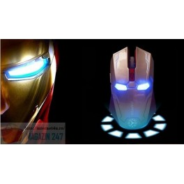 Mouse Optic Wireless Gaming model Ironman